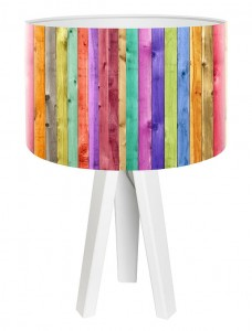 Lampa  biurkowa MacoDesign Rainbow mini-039
